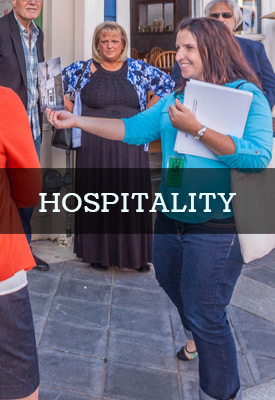 Treat 'em Right helps with the hospitality industry